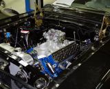 289 SBF installed in 66 Mustang