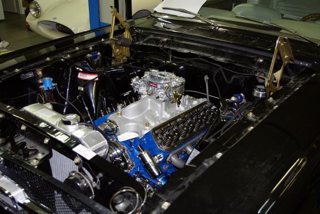 66 Mustang 289 Small Block Gpa Tuning