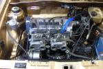 VW 16V engine with Dell'Orto carbs