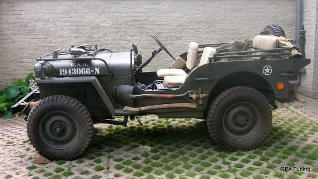 Jeep Willys Mb Gpa Tuning